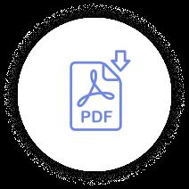 Icon PDF Blue 02